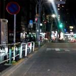 JR中目黒駅からすぐの百麺