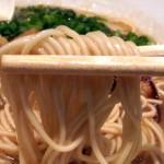 巣鴨 十兵衛の細麺
