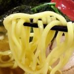 中目黒百麺の太麺