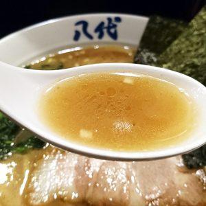 横浜家系らーめん 八代 スープ