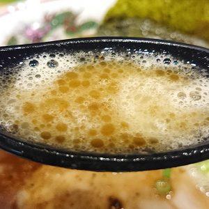 中華そば 節 府中店 スープ