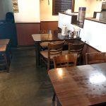 和歌山ラーメン のりや食堂 テーブル席
