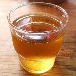 特麺コツ一丁ラーメン 金色の烏龍茶