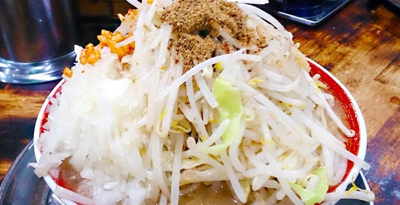 麺でる 多摩センター店 二郎系