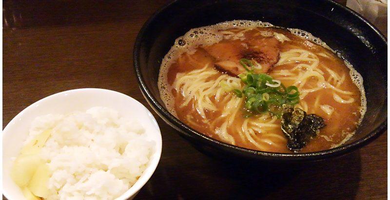 麺や 嘉武十 東八店【閉店】