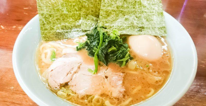 家系ラーメン 桂家-杉並、方南町【閉店】